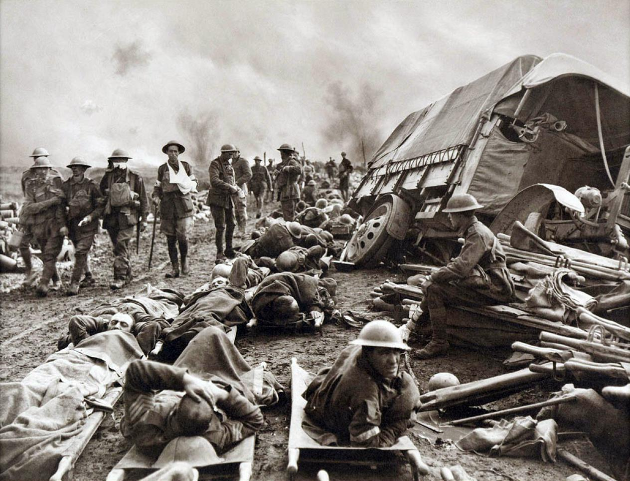 history coursework ww1 World war i history wwi may have been the war to end all wars, but it was also the beginning of many military and civilian technologies.
