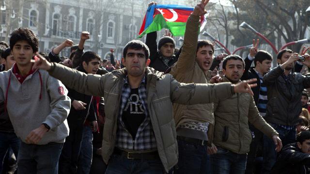 власти азербайджана пытаются наказать блогера открыто заявившего о