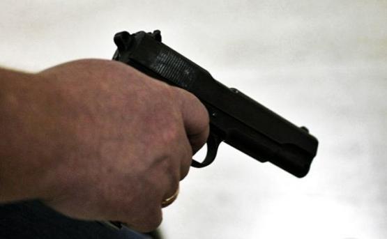 Проникновение стрельба на улице тренировка плавно