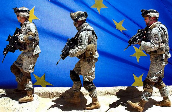 Эксперт: Идея создания общей армии Евросоюза оторвана от реальности