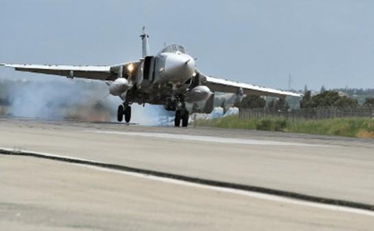 Турция сбила российский су 24 экипаж