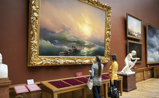 выставка айвазовского третьяковская галерея купить билеты