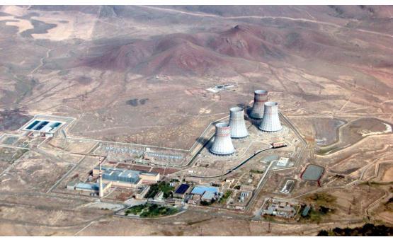 Стартовали работы по модернизации действующего энергоблока Армянской атомной электростанции