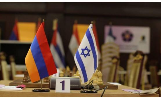 МИД: Армения готова укреплять отношения с Израилем