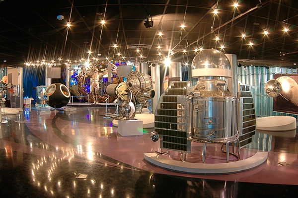 С 10 по 15 октября в московском Музее космонавтики пройдут Дни ...