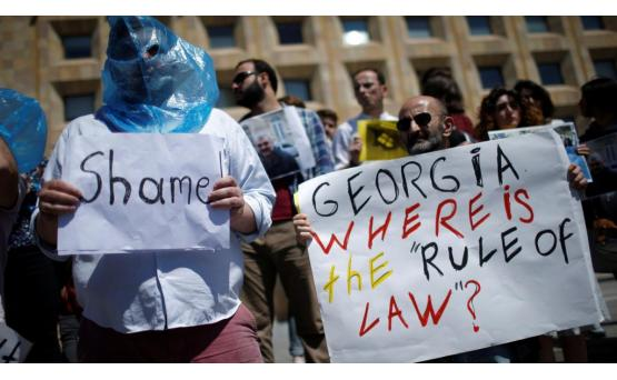 Демократический имидж Тбилиси продолжает ухудшаться благодаря бакинскому диктатору
