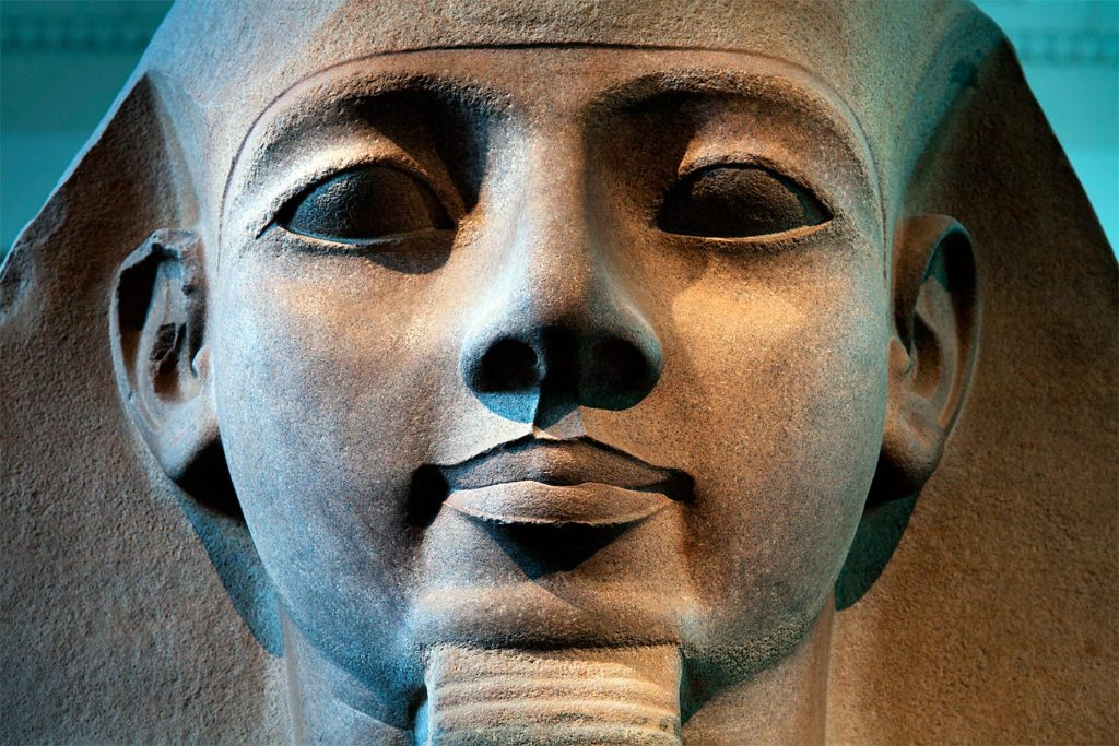 a biography of ramses the second an egyptian king —ancient egyptian inscription what's in a in the second year of his reign—no doubt at the instigation of the two highest-ranking officials the king of gods.