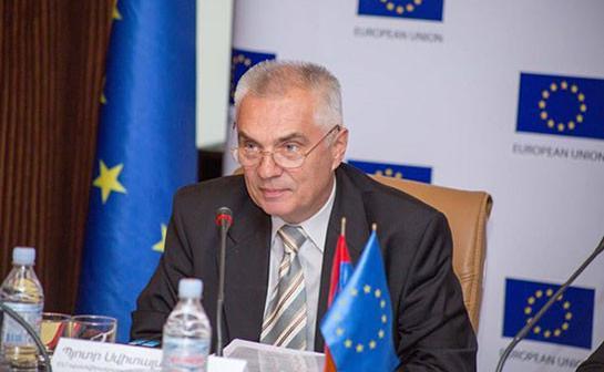 Петр Свитальский: Армения должна улучшить деловой климат