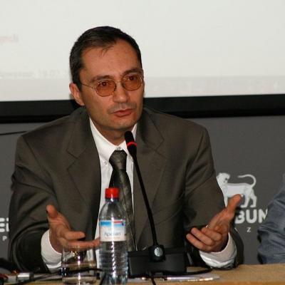 Доктор политических наук Армен АЙВАЗЯН