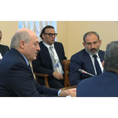 Важным вопросом международного взаимодействия для Беларуси является военно-политическое сотрудничество в рамках ОДКБ