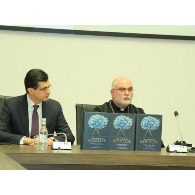 В Музее-институте Геноцида армян состоялась встреча с авторами сборника