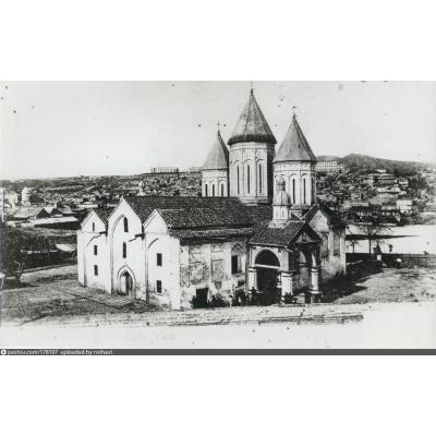 Ванкский собор в Тбилиси