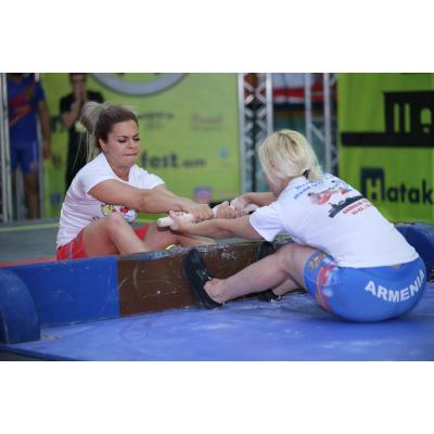 В Ереване прошел IX чемпионат Армении по мас-рестлингу