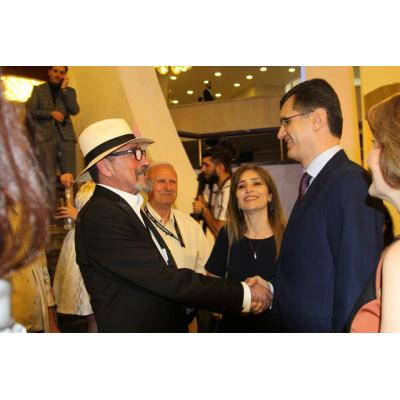 В Ереване стартовал 16-й кинофестиваль «Золотой абрикос» - одно из самых значимых культурный событий в столице, главным партнером которого является ВиваСелл-МТС