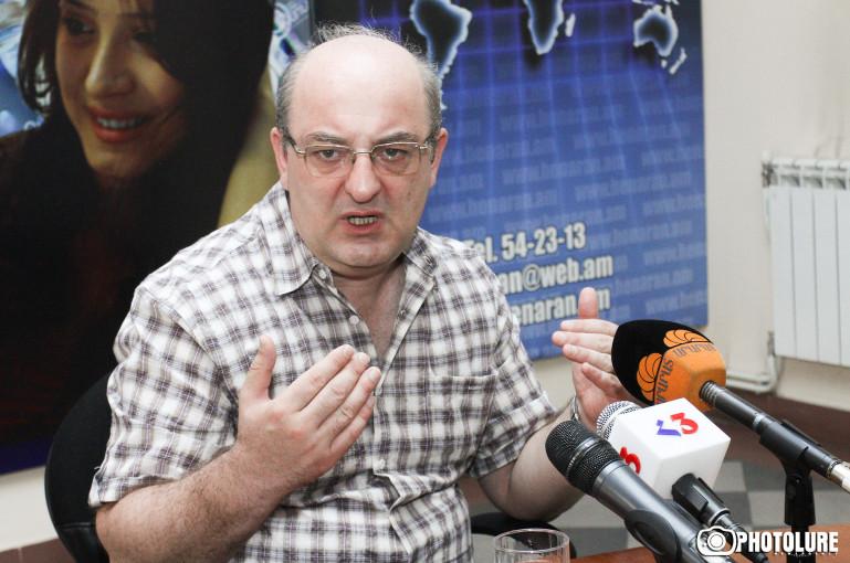Арест Царукяна может привести к повтору театрального представления 2018-го