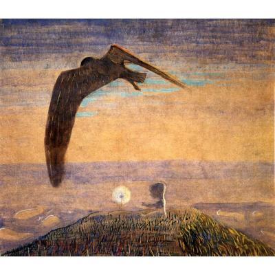 Микалоюс Константинас Чюрленис 'Сказка' 1907