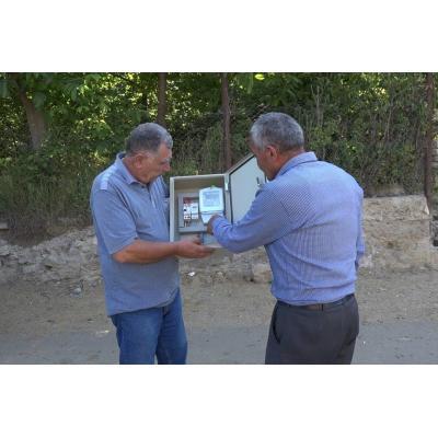 При поддержке ВиваСелл-МТС будет освещено родное село Амо Сагияна