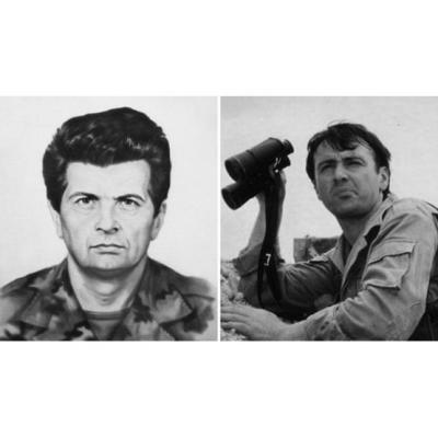 Герои Арцаха - Леонид Азгалдян и Владимир Балаян