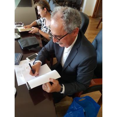 Презентация книги Грайра Джебеджяна 'Жизнь армянской диаспоры: какой я ее увидел'