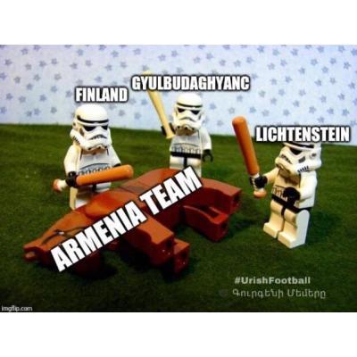 Сборная Армении проиграла команде Финляндии со счетом 0:3, окончательно лишившись шансов побороться за выход в финальный раунд ЕВРО-2020